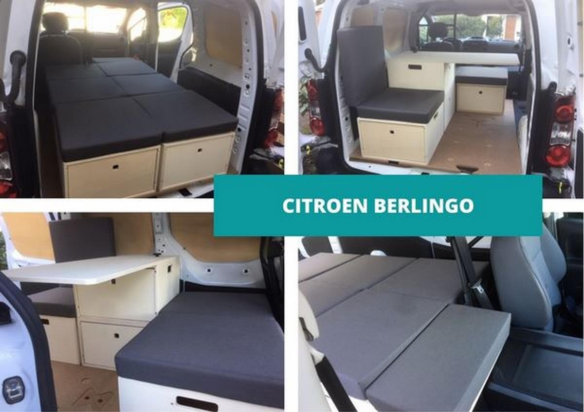 Citroen Berlingo NOLTY