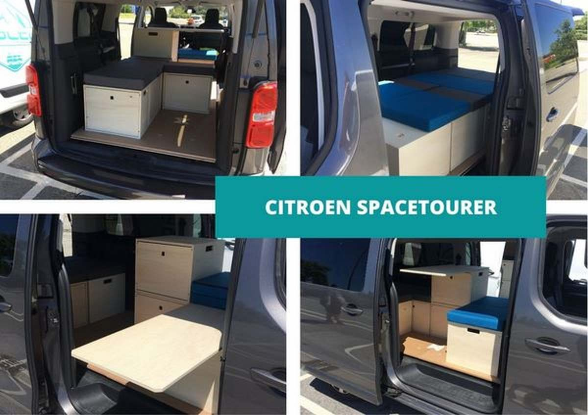 Citroen SpaceTourer NOLTY