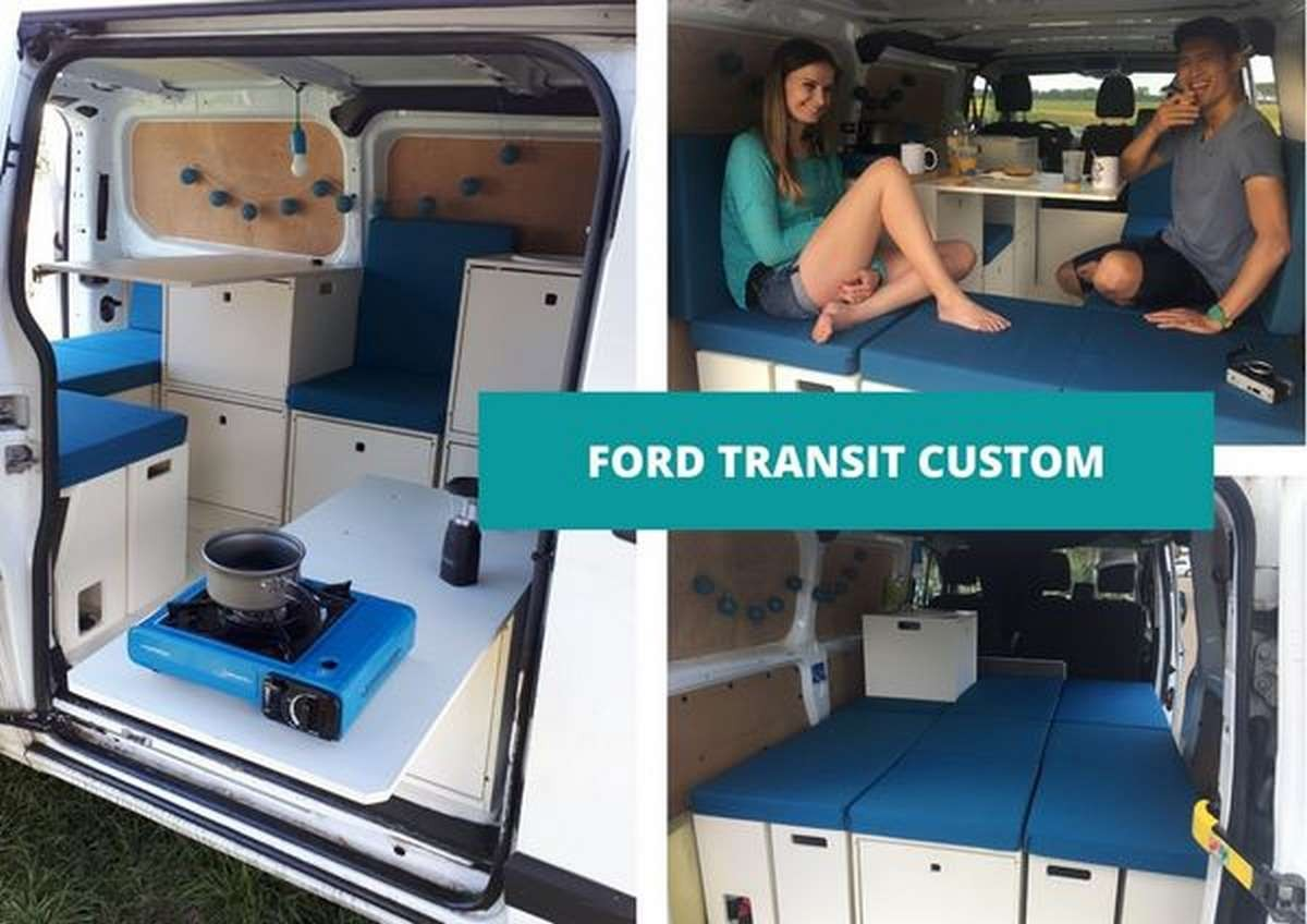 Ford Transit Custom NOLTY