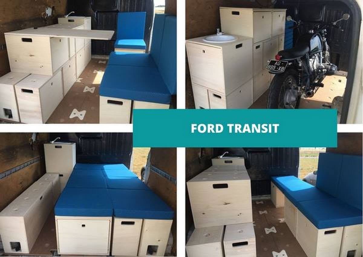 Ford Transit NOLTY