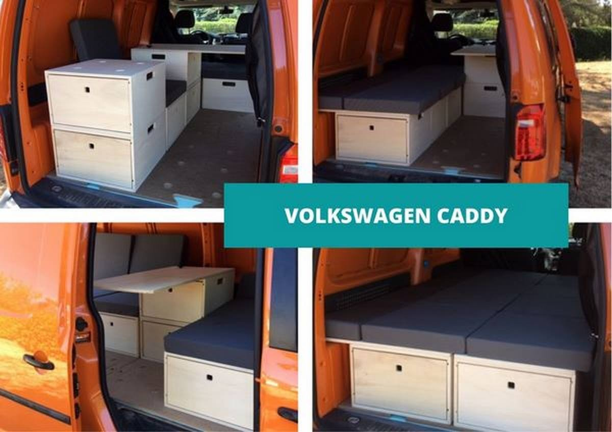 Volkswagen Caddy NOLTY